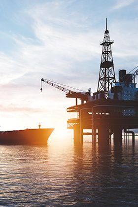 Bespoke Rubber Moulding for Marine, Oil & Gas