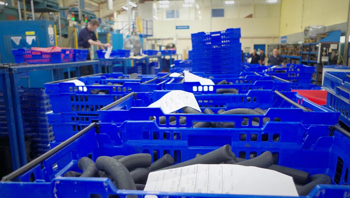 Material Preparation UK