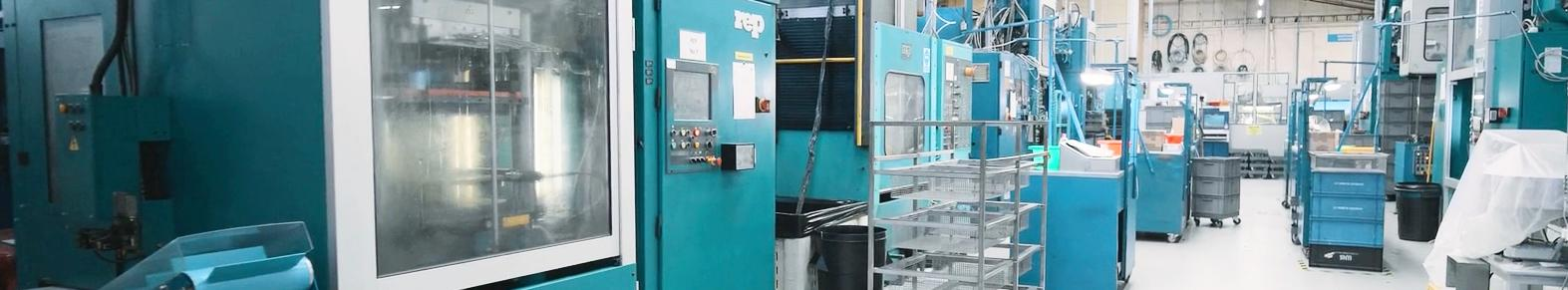 Manufacturing of Rubber Moulded Parts UK