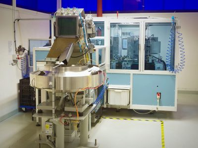 Automated Rubber Moulded Component Inspection